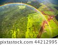 彩虹 夏威夷 瓦胡島 44212995