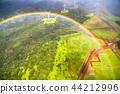 彩虹 夏威夷 瓦胡島 44212996