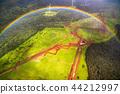 彩虹 夏威夷 瓦胡島 44212997