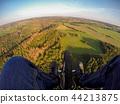 Powered paragliding tandem flight 44213875