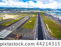 """""""夏威夷""""檀香山国际机场/瓦胡岛""""航空摄影"""" 44214315"""