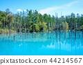 아오이이케, 청의 호수, 연못 44214567