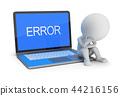 3d small people - error 44216156