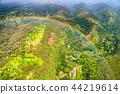 彩虹 夏威夷 瓦胡島 44219614