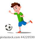 soccer, boy, child 44220590