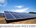 솔라, 태양, 태양광 패널 44221089