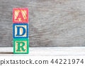 Color letter block in word ADR 44221974