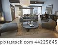 Modern living room 44225845
