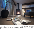 fireplace room 44225852