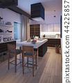 Kitchen in a modern style 44225857