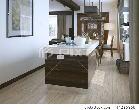 Kitchen in a modern style 44225859