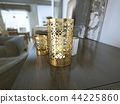 Decorative candle holder 44225860