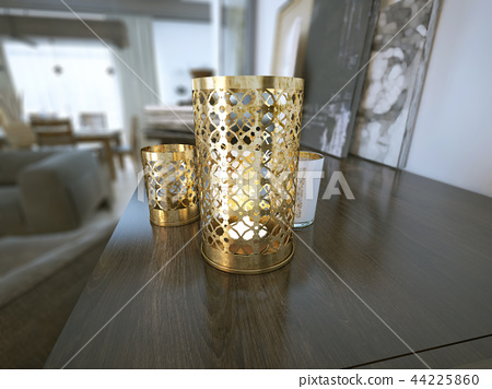 Decorative candle holder 44225860