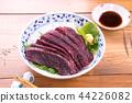 小鬚鯨生魚片 44226082