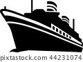Cruise Ship 44231074