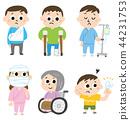 여러가지 질병이나 부상 44231753