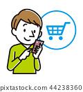 網購 線上購物 網路購物 44238360