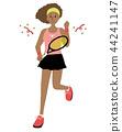 เทนนิส,ผู้หญิง,หญิง 44241147