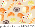 wallpaper, baker, watercolour 44241255