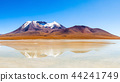 Lake, Bolivia Altiplano 44241749