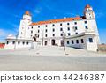 bratislava, castle, slovakia 44246387
