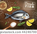 fish cooking template 44246700