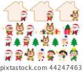 크리스마스, 성탄절, 어린이 44247463
