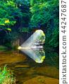 하트 햇살 거북 바위 동굴 44247687