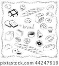 세계와 일본의 빵 선화 44247919