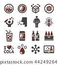 cola icon 44249264