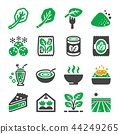 spinach icon 44249265