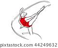 ยิมนาสติกลีลา,กีฬา 44249632