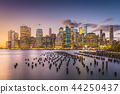 New York City Cityscape 44250437