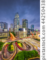 Shinjuku, Tokyo, Japan Cityscape 44250438