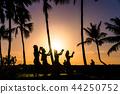 """""""Hawaii"""" Hula dance show-Oahu 44250752"""