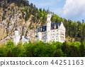 Schloss Neuschwanstein Castle, Germany 44251163
