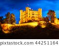 Schloss Hohenschwangau Castle, Germany 44251164