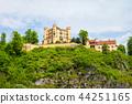 Schloss Hohenschwangau Castle, Germany 44251165