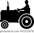 agriculture, farming, tractor 44252878