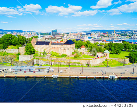 Akershus Fortress in Oslo 44253208