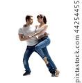 couple dancing social danse 44254455