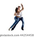 couple dancing social danse 44254458