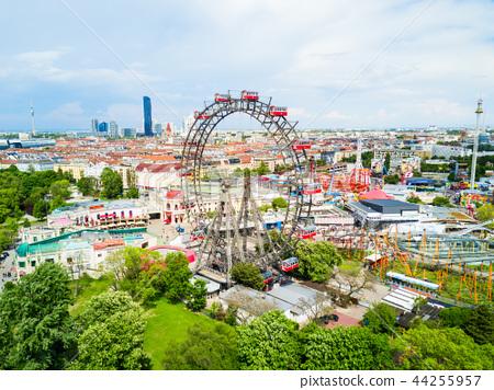Prater park in Vienna 44255957