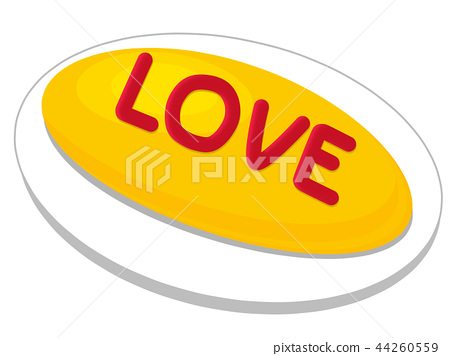 Omelette rice 44260559