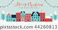 christmas, holiday, banner 44260813