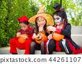 万圣节 孩子 小孩 44261107