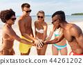 friends, beach, international 44261202