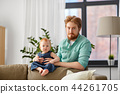 father, daughter, baby 44261705