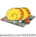 อาหาร,มื้อรับปีใหม่ญี่ปุ่น,ปีใหม่ 44268380