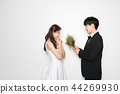 인물,연인,커플,웨딩촬영 44269930